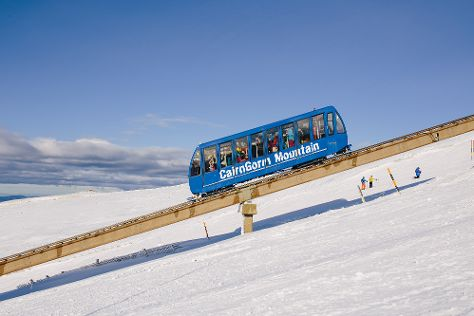 Cairngorm Mountain, Aviemore, United Kingdom